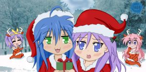 Lucky Star - Together at Christmas by ChristianStrange3