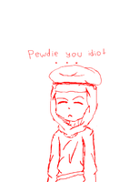 Pewdie you Idiot... by DibFan4LifeX3