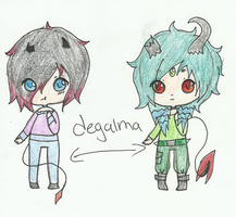 customs for degalma by Iloveyaoi4ever