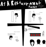 At a Restaurant 3.5 by Bistar