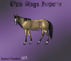 Oplo Alogo Import 003 by xTrippingOnYoux