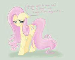 I'll Just Stand Here Quietly Then... by oddlittleleaf