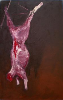Study of Deer Carcass 2006 by JJURON