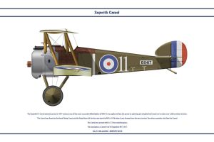 Camel GB 54 Sqn RFC by WS-Clave