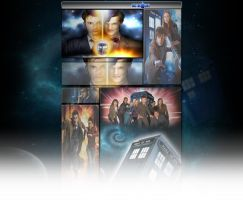 10thand11th doctors youtube bg by TimeTravelingTardis
