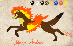 Lightning Amadeus - reference sheet by StanHoneyThief