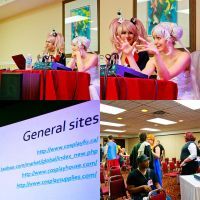 Chibi G-Anime 2014: Journalistic shots 41 by Henrickson