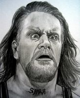 WWE Undertaker by VinceArt
