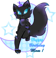 Happy Birthday Mom by TehButterCookie