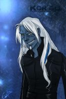 Commish - Kor'ell by the-evil-legacy
