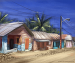 Dominican Republic Study by delespi