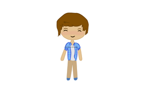 Liam Payne Chibi by GloriousCraftsxoxo