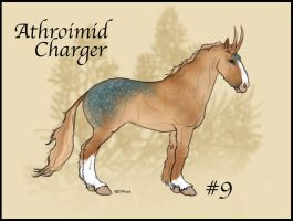 Athroimid Charger Import #9 by ESWard