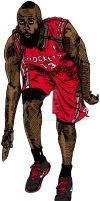James Harden by tonetto17