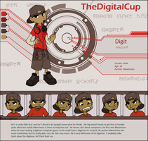 TDC - Digit's Ref by Meeshi