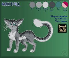 Nightfall the Cat - Reference by Marcella-Youko