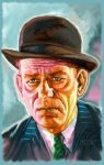 Lon Chaney Sr. by JamesPeterMcDermott