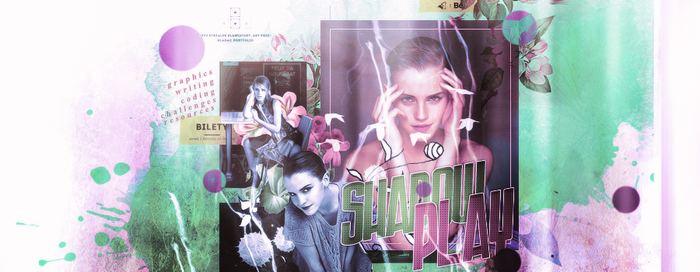 31 | Shadowplay Header by itsmorphine