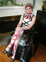 Duck tape prom 2 by recycledrapunzel