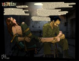 rAnSoM Series ~ You Will Talk by CeeAyBee