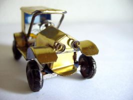 Tiny Tractor 121104 by StockProject1