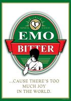 EMO BITTER by BDawg9