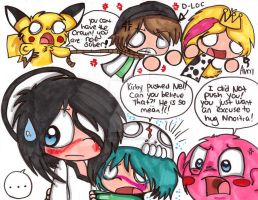 Bleach: Excuses by Violent-Rainbow