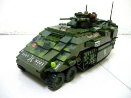 "Future Half Track ""Fake"" 14.1 by SOS101"
