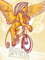 Bike Sphinx by pseudo-manitou