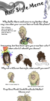 Hairstylin' Meme by Doodlee-a