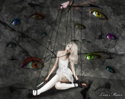 Puppet Master 1 by Grace-love-kindness