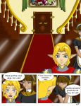 The Legend of Zelda : Lurking Shadows p.27 FR. by Mynhphrah