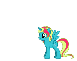 Real Me Pony by thebravestwarrior