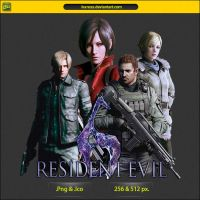 Resident Evil 6 - ICON by IvanCEs