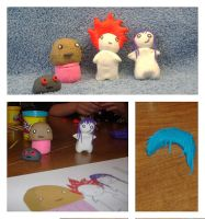 Play doh fun time by deadly-claris