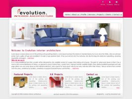 Evolution Interiors-riyaz7cp by templateartists