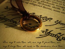 One ring to... by Maritse