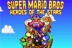 Super Mario Bros Heroes of the Stars: Wario Party! by gold-ring-951