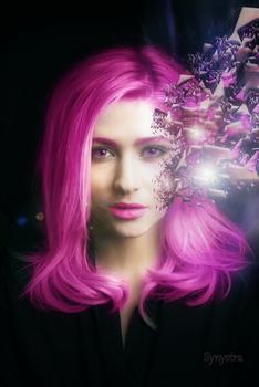 Pink Lady by SynystraOff
