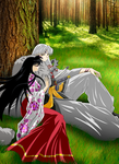 Rin and Sesshomaru, I Need you my Love by inu-sessh-rin