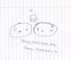 Dango Daikazoku by zendevil