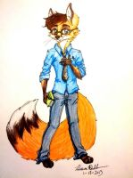 SlyFox as Requested by Babel-the-Butt