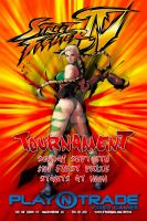 Street Fighter IV Tournament by GooMoo
