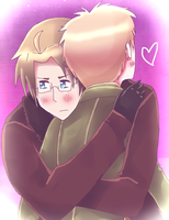 APH: Hug by Field-Of-Roses