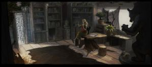 Eragon - Angela's Workshop by smilinweapon