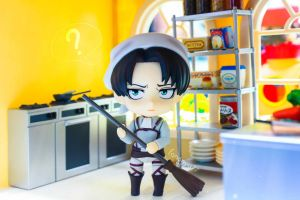 Levi cleaning service by fangnya77