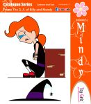 Toy Girls - Catalogue Series 52: Mindy by mickeyelric11
