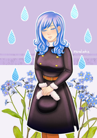 Forget-me-not by ManaLookie