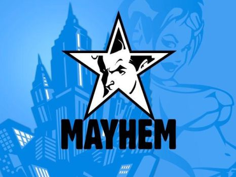 Mayhem Wallpaper by OiMayhem