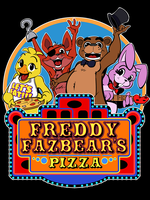 Fun Times At Freddy's! by zillford